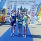 Ayia Napa Triathlon: Chantal Cummings reports (and wins) in Cyprus